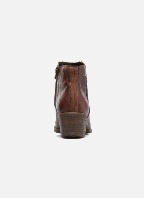 Boots en enkellaarsjes Khrio Belal Bruin rechts