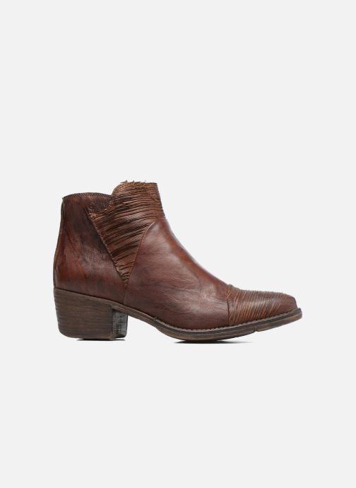 Boots en enkellaarsjes Khrio Belal Bruin achterkant