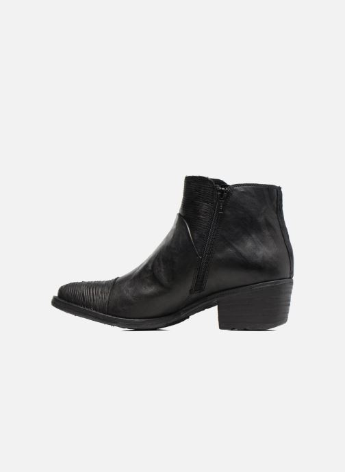 Bottines et boots Khrio Belal Noir vue face