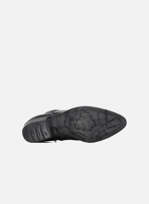 Bottines et boots Khrio Belal Noir vue haut