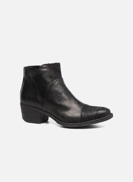 Bottines et boots Khrio Belal Noir vue détail/paire