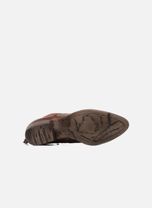 Bottines et boots Khrio Duilum Marron vue haut