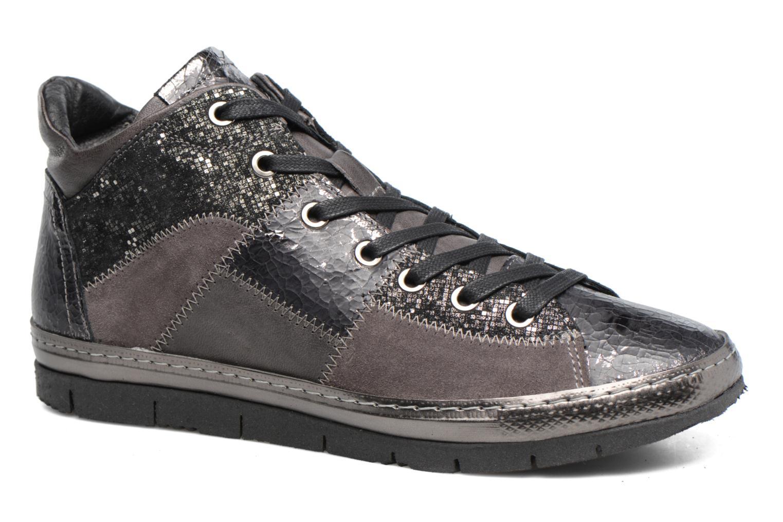 Sneakers Khrio Limriel Grijs detail