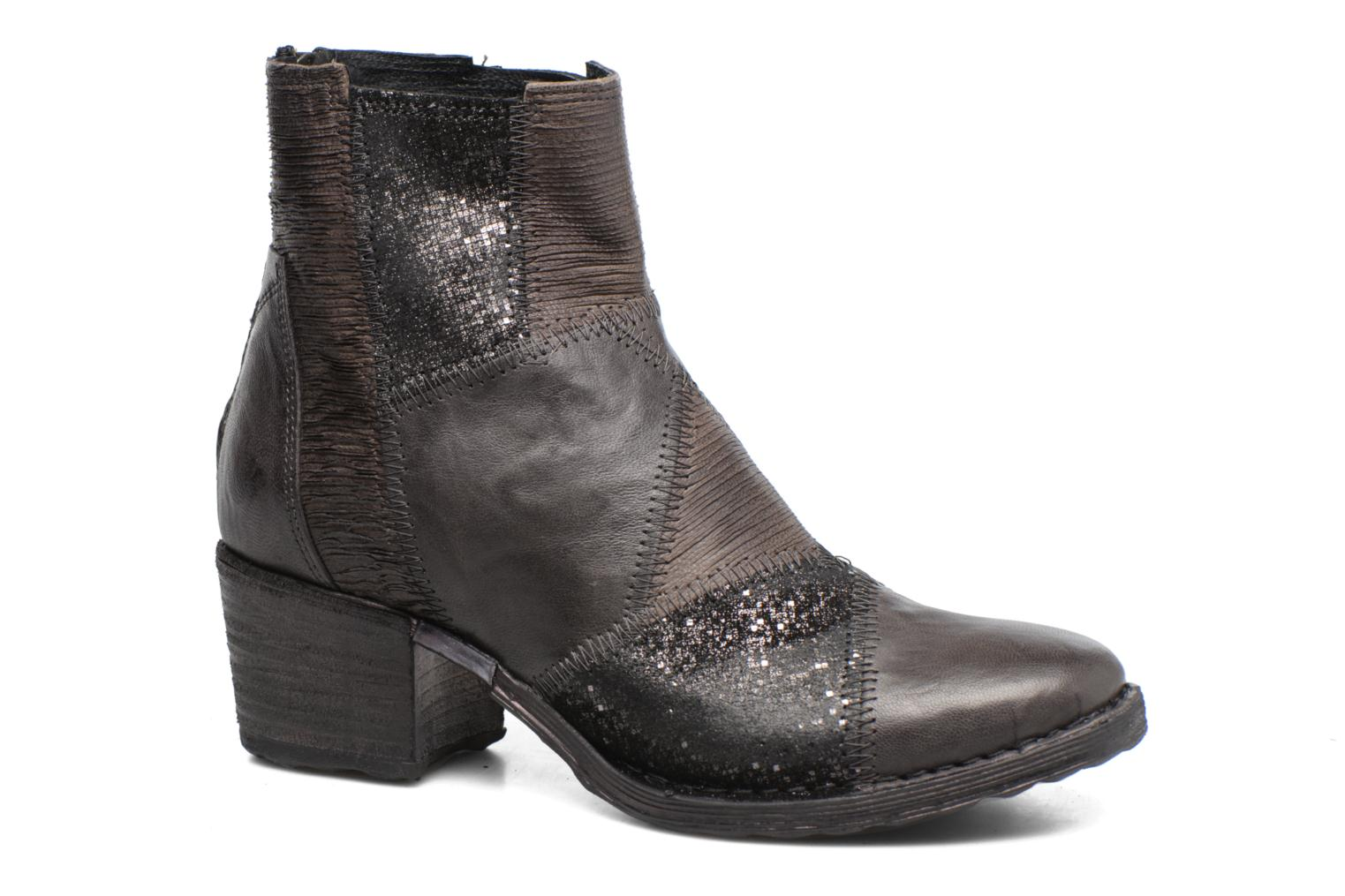 Ankle boots Khrio Galmae Grey detailed view/ Pair view