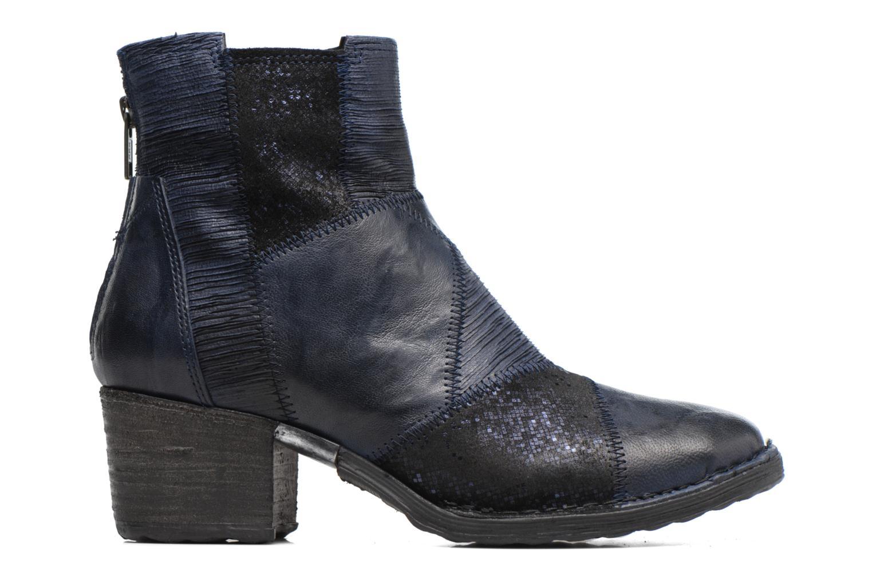 Bottines et boots Khrio Galmae Bleu vue derrière
