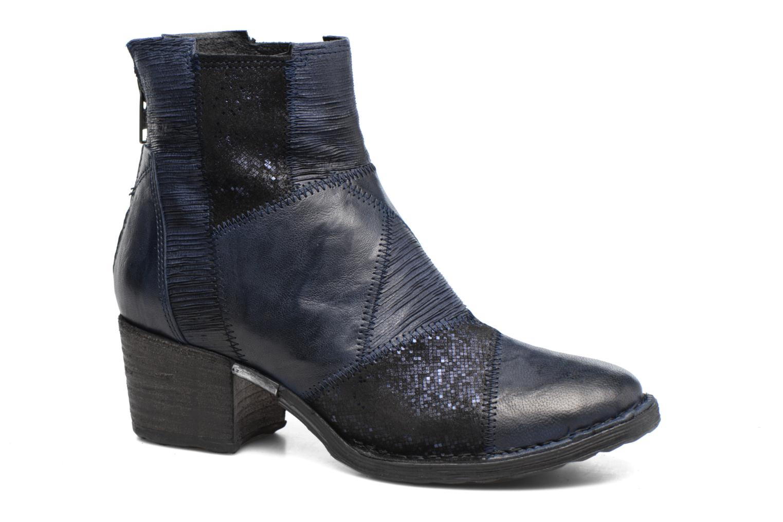 Bottines et boots Khrio Galmae Bleu vue détail/paire