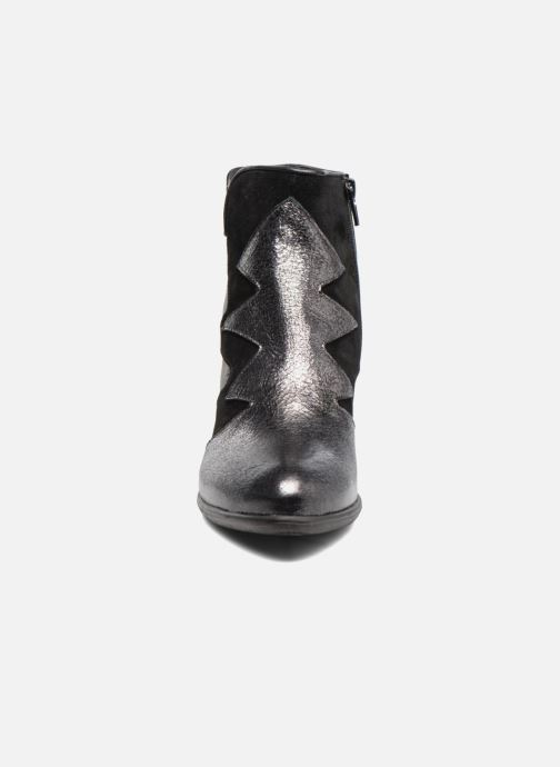 Ankle boots Khrio Sheltarie Black model view