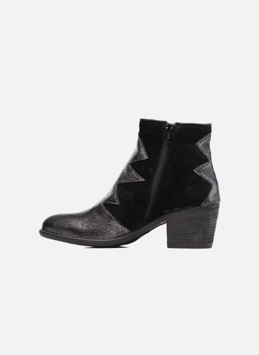 Ankle boots Khrio Sheltarie Black front view