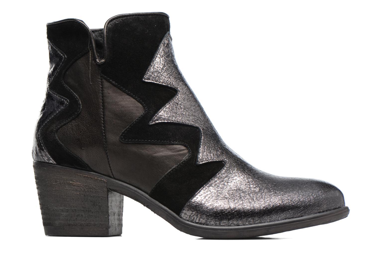 Boots en enkellaarsjes Khrio Sheltarie Zwart achterkant