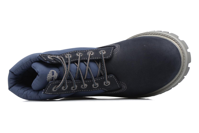Bottines et boots Timberland 6 In Quilt Boot Navy Bleu vue gauche