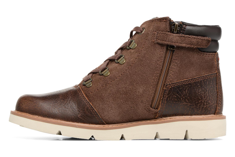 Stiefeletten & Boots Timberland TN Prescott Park Hiker braun ansicht von vorne