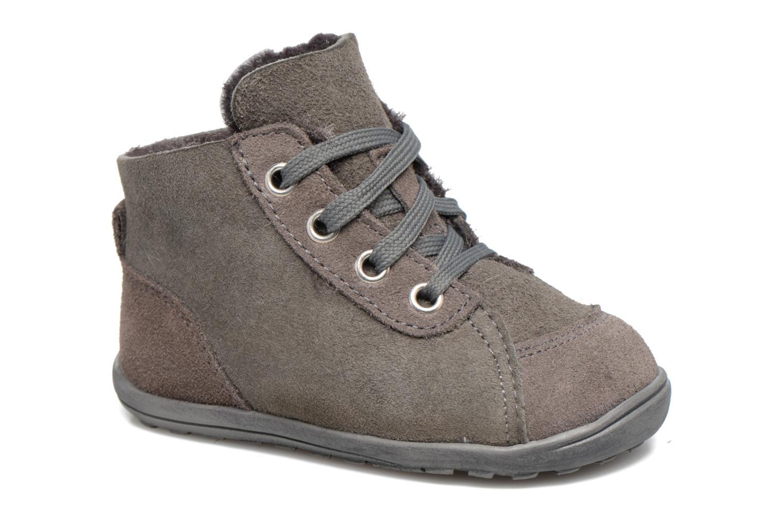 Stiefeletten & Boots Richter Minki grau detaillierte ansicht/modell