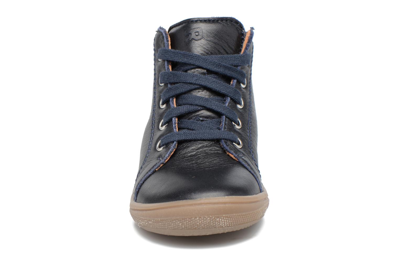 Ankle boots Richter Erni Blue model view