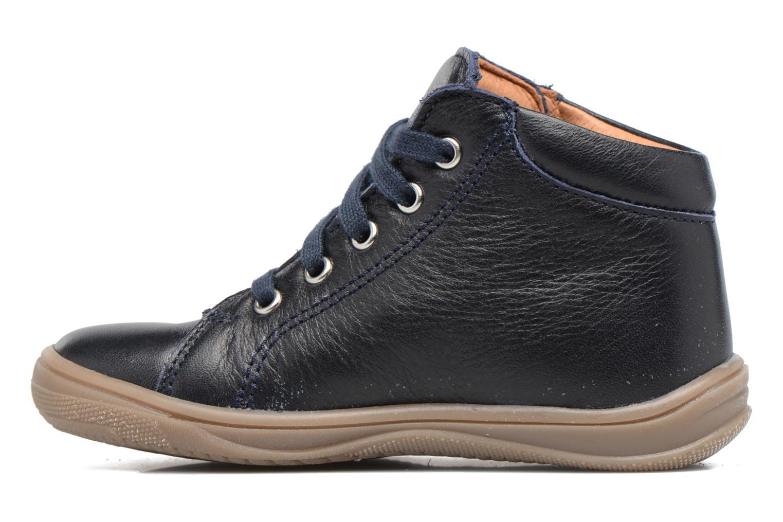 Ankle boots Richter Erni Blue front view
