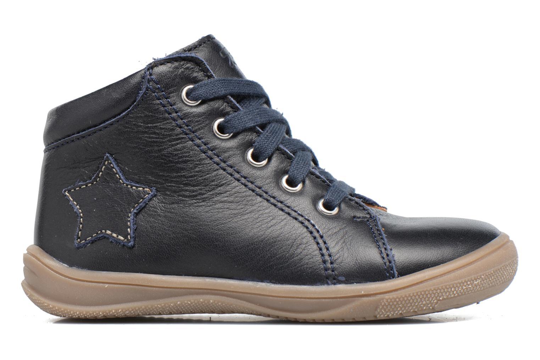 Ankle boots Richter Erni Blue back view