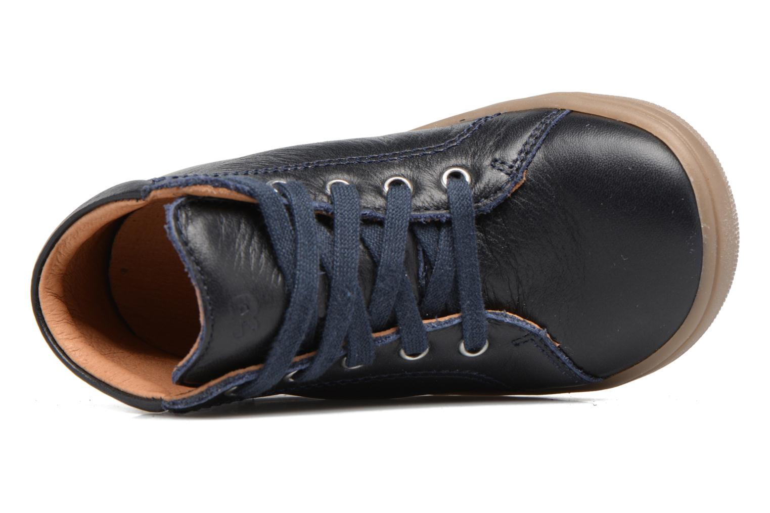 Ankle boots Richter Erni Blue view from the left