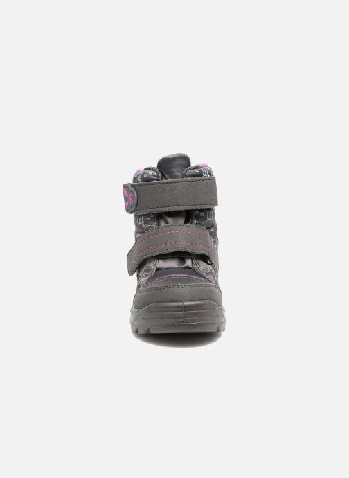 Scarpe sportive Richter Leos Viola modello indossato