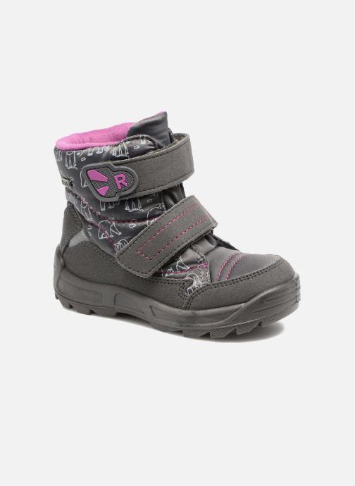 Chaussures de sport Richter Leos Violet vue détail/paire