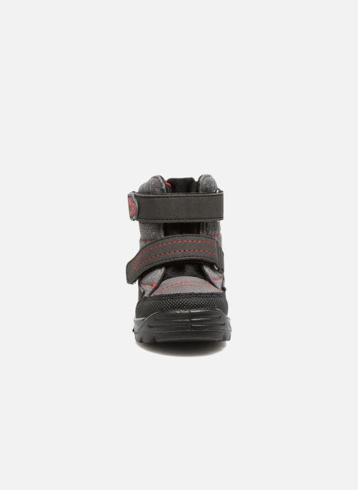 Chaussures de sport Richter Leos Gris vue portées chaussures