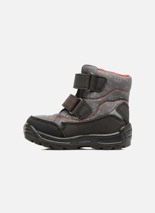 Zapatillas de deporte Richter Leos Gris vista de frente