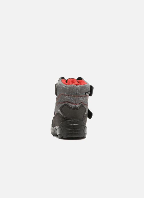 Zapatillas de deporte Richter Leos Gris vista lateral derecha