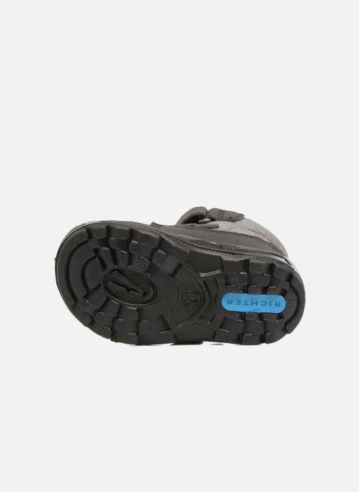 Zapatillas de deporte Richter Leos Gris vista de arriba