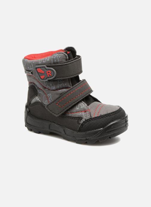 Richter 40122439900 Mary Jane Chaussures basses pour fille Noir