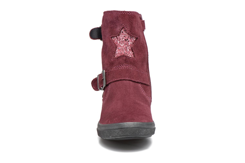 Boots & wellies Richter Elenia Purple model view