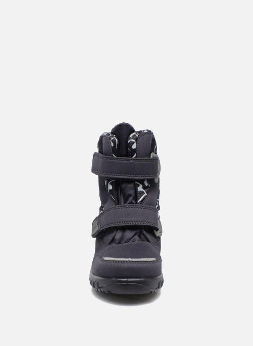 Chaussures de sport Richter Jutta Bleu vue portées chaussures