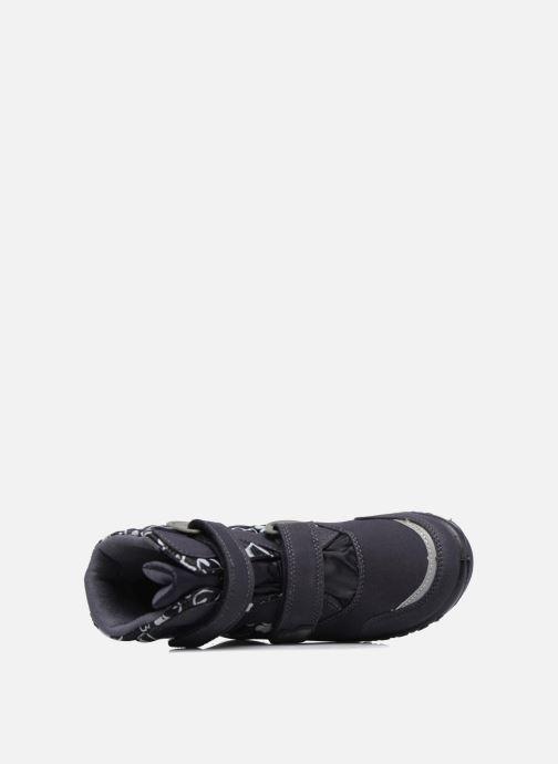 Zapatillas de deporte Richter Jutta Azul vista lateral izquierda