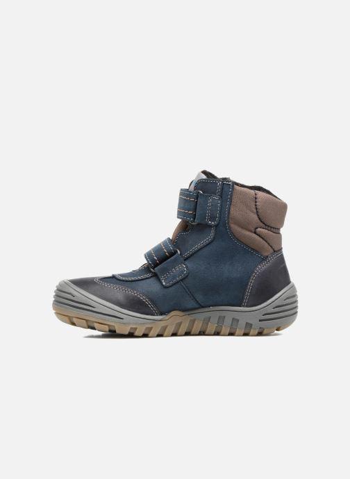 Zapatillas de deporte Richter Tomas Azul vista de frente