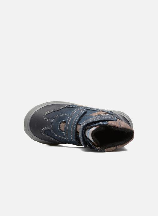 Zapatillas de deporte Richter Tomas Azul vista lateral izquierda