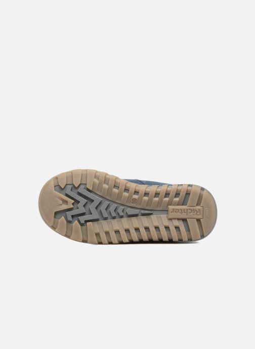 Zapatillas de deporte Richter Tomas Azul vista de arriba