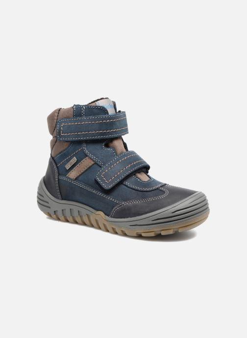 Chaussures de sport Richter Tomas Bleu vue détail/paire