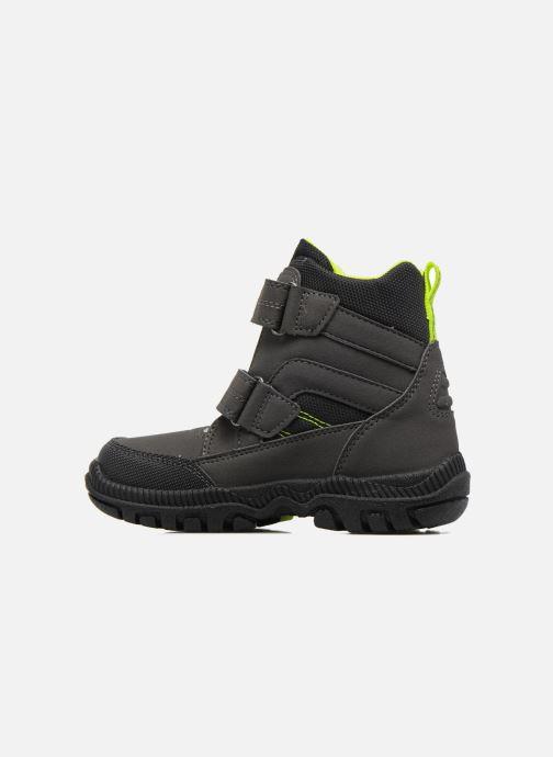 Zapatillas de deporte Richter Roman Negro vista de frente