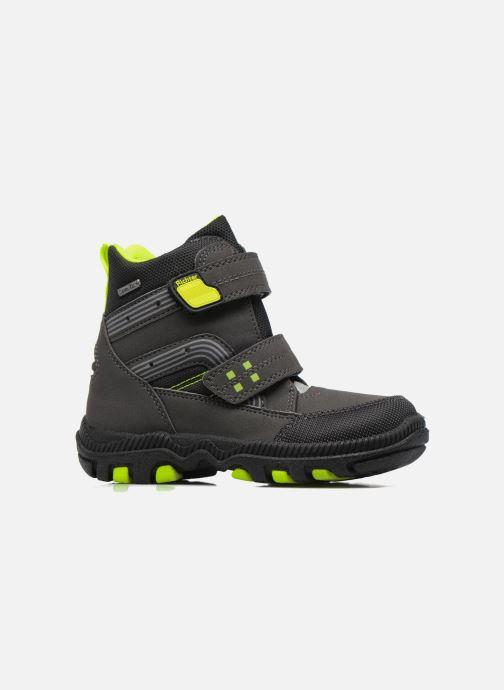 Chaussures de sport Richter Roman Noir vue derrière