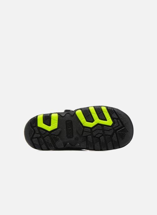 Chaussures de sport Richter Roman Noir vue haut