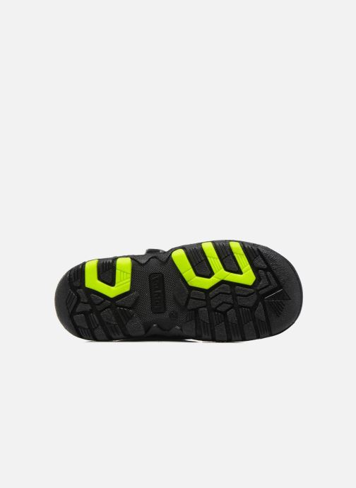 Zapatillas de deporte Richter Roman Negro vista de arriba