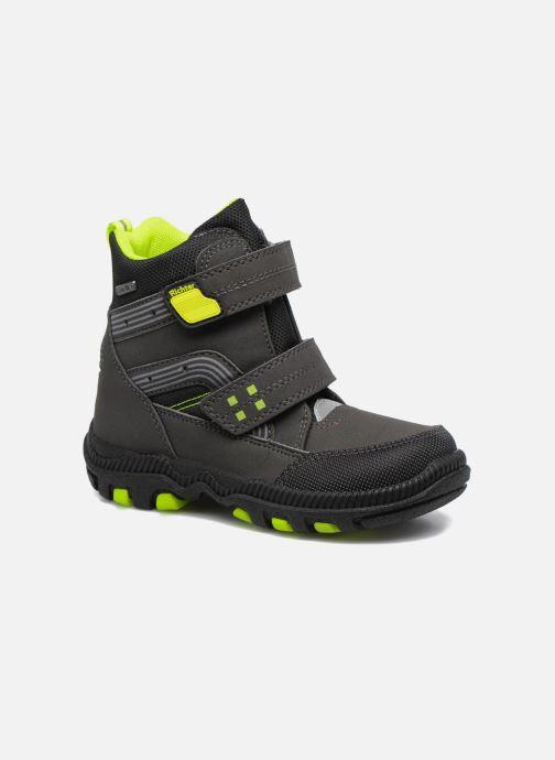 Chaussures de sport Richter Roman Noir vue détail/paire