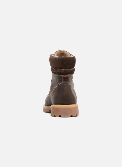Bottines et boots Richter Johan Marron vue droite