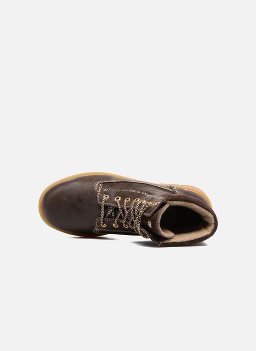 Boots en enkellaarsjes Richter Johan Bruin links