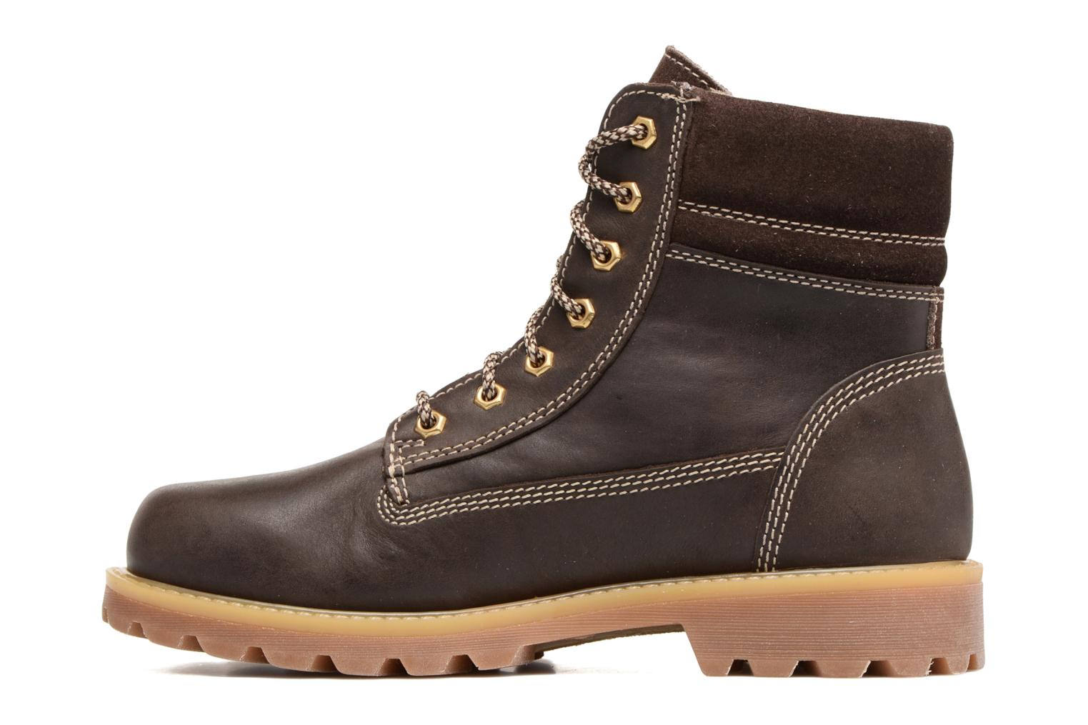 Ankle boots Richter Johan Brown front view