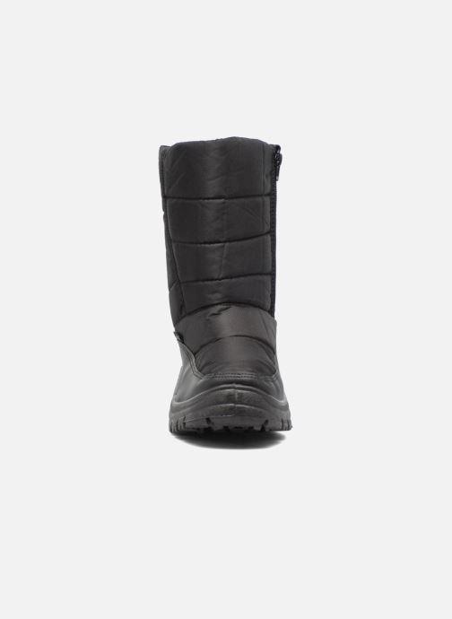 Chaussures de sport Kimberfeel Bobby Noir vue portées chaussures