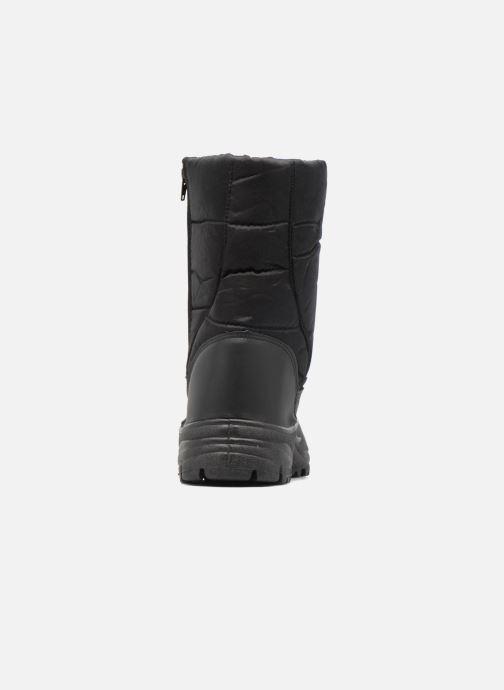 Chaussures de sport Kimberfeel Bobby Noir vue droite