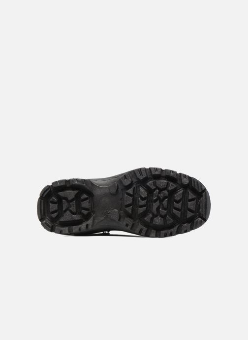 Sport shoes Kimberfeel Bobby Black view from above