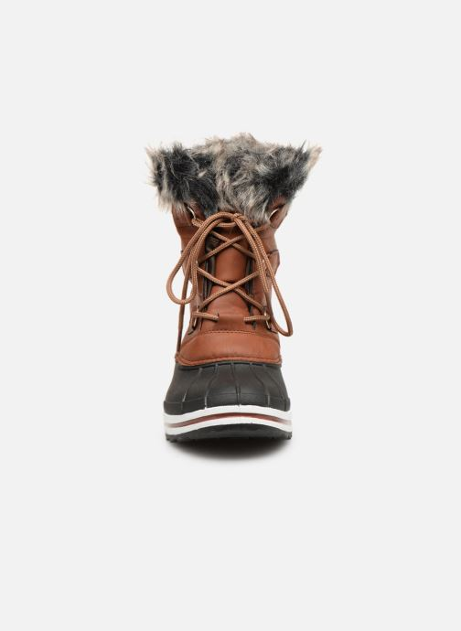Chaussures de sport Kimberfeel Adriana 2 Marron vue portées chaussures