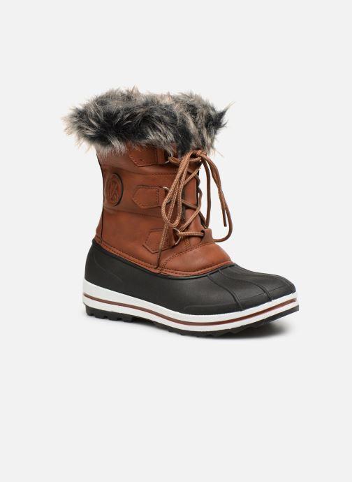 Chaussures de sport Kimberfeel Adriana 2 Marron vue détail/paire
