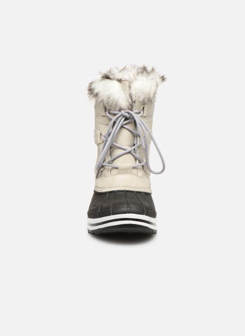 Zapatillas de deporte Kimberfeel Adriana 2 Gris vista del modelo