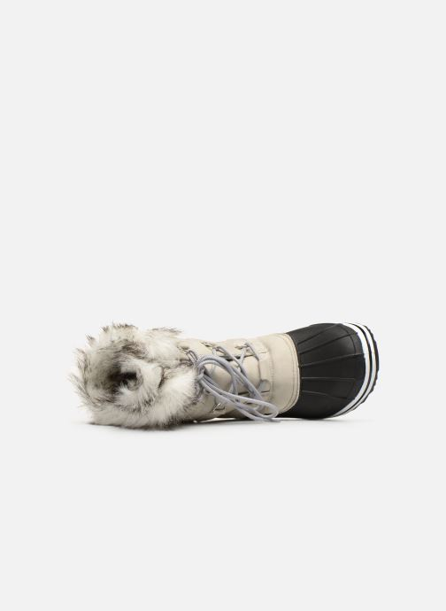 Zapatillas de deporte Kimberfeel Adriana 2 Gris vista lateral izquierda