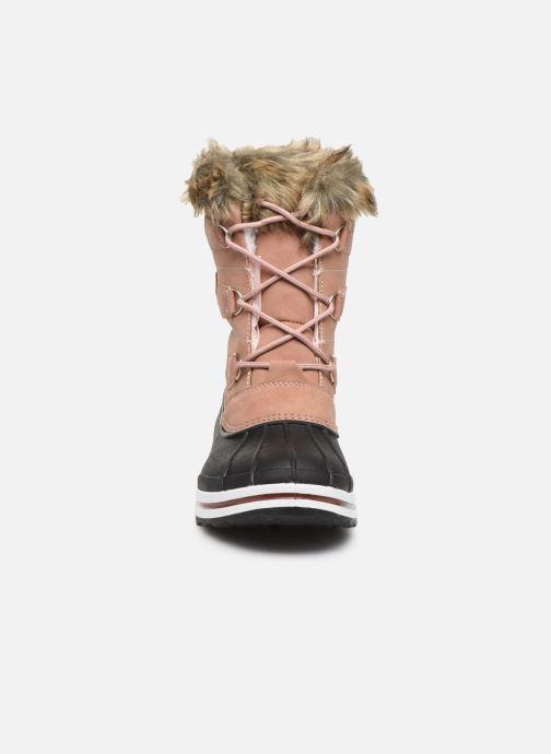 Chaussures de sport Kimberfeel Adriana 2 Rose vue portées chaussures
